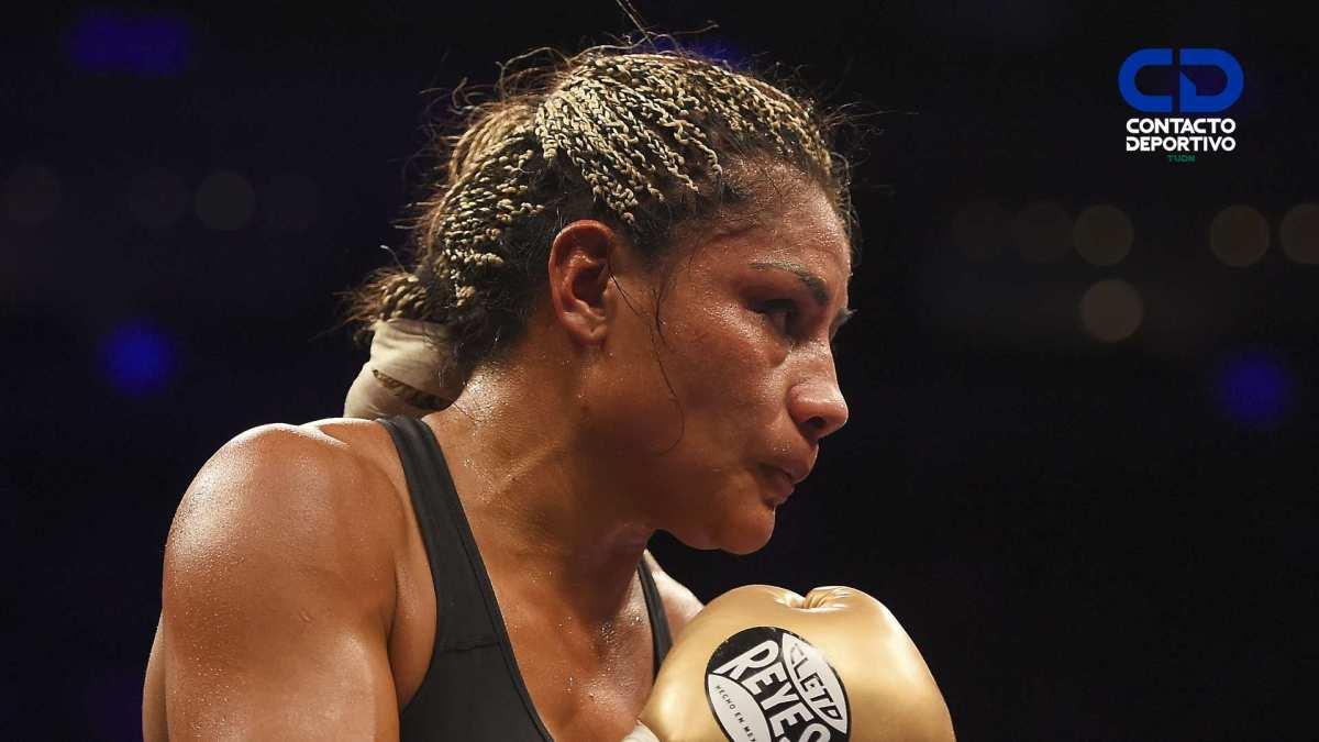 Al ring 🥊  @maryjuarezcute está lista para defender su título 🏆  https://t.co/yMtGKjdJsd  #Box I #Boxing I #Deportes https://t.co/Rt7BRpO3rk