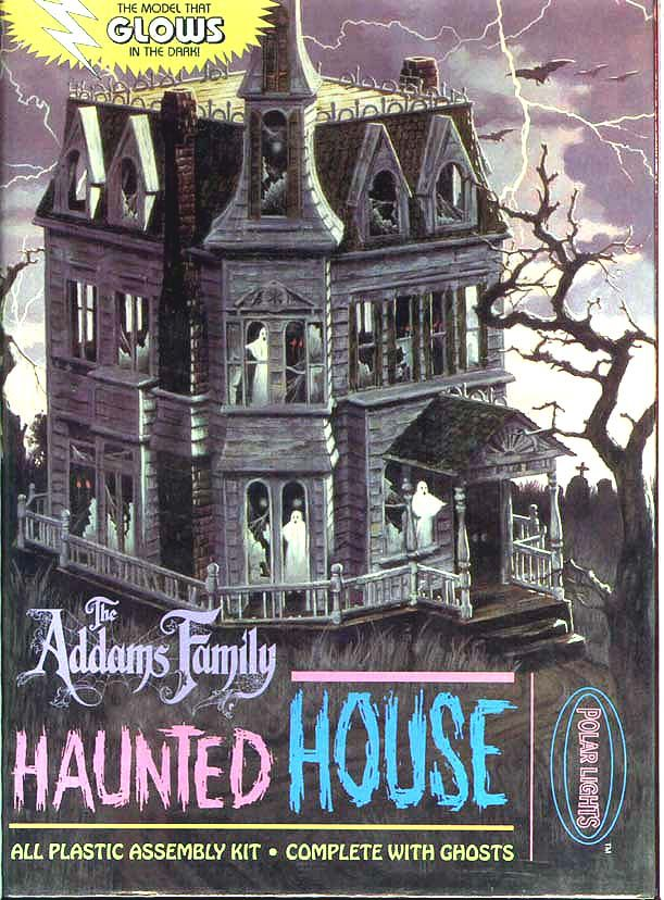 THE ADDAMS FAMILY #Horror #MakeUp #Halloween #AddamsFamily #BubbleGumcards #tradingcards #models Polar Lights plastic #scifi #Monster #model kits https://t.co/5EncOeyrsR
