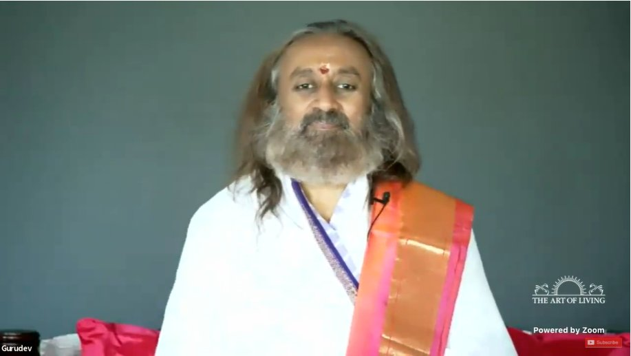 We have a lot to learn from #tribal population. They keep their villages clean and remain very conscious about their surrounding environment. We have to maintain their culture and, at the same time, impart modern education and skills to them: @SriSri, @ArtofLiving https://t.co/qP7SWvgnWW
