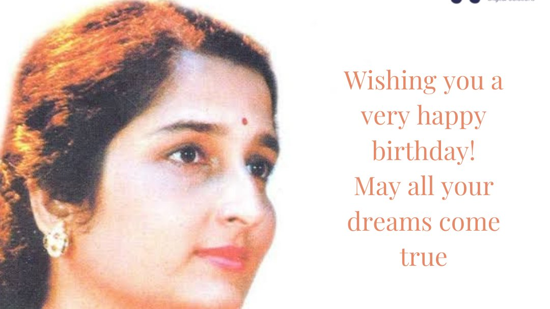 Happy Birthday Anuradha Paudwal Ji #happybirthday  😇   #webmi  #birthday #happy #instagood #bollywoodsinger #bollywood #singer #singing  #singers #webmidigital    Anuradha Paudwal Is An Indian Playback Singer, She Is A Recipient Of The National Film Award . https://t.co/XfBuQXP3c0