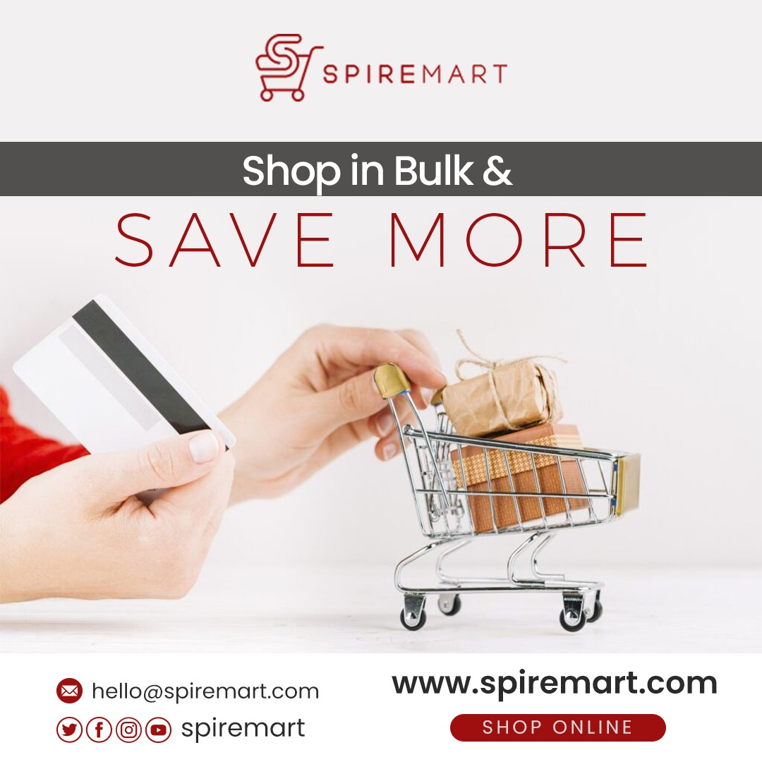 Buy all your Essential Needs only on Spiremart.  Shop in Bulk & Save More!  Order Online: https://t.co/7NX3eW3w2F Contact: +971 4 235 1722  #spiremart #groceryshopping  #grocerystore #spiremartdubai https://t.co/602yo3EK7x