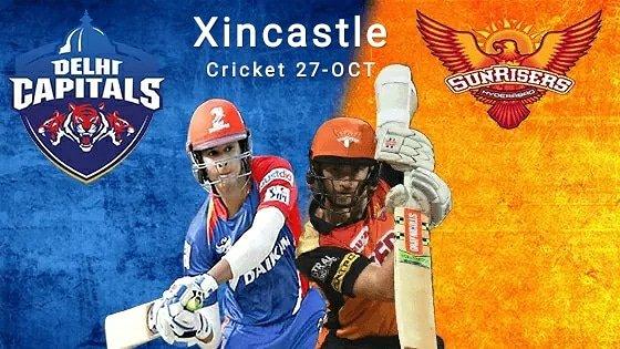 DC vs SRH🏏🏏  Start at 7:30PM  Who will win 🤔🤔🤔🤔  Leave a comment 👇👇  #IPL #IPL2020 #IPL13 #IPLinUAE #kkr #RCB #CSK #srh #MumbaiIndians #rajasthanroyals #delhicapitals #KXIP #Cricket  #cricketnews #lovecricket #cricketlovers #cricketnation https://t.co/lSpF4RVo7U