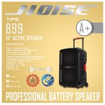Image for the Tweet beginning: hi.. produk Speaker NOISE 899