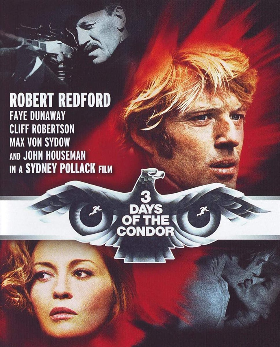 🚨NEW EPISODE🚨  Your agents along with special guest @reporton of @Subspace_Pod, share an elevator with Robert Redford in 1975s THREE DAYS OF THE CONDOR!  Will it make the NOC list?  Click the link to find out: https://t.co/Y22Xm37Wgl  #PodNation #PodCong #PodernFamily #Podcast https://t.co/XktAfIgNDX