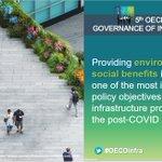 Image for the Tweet beginning: Environmental & social benefits will