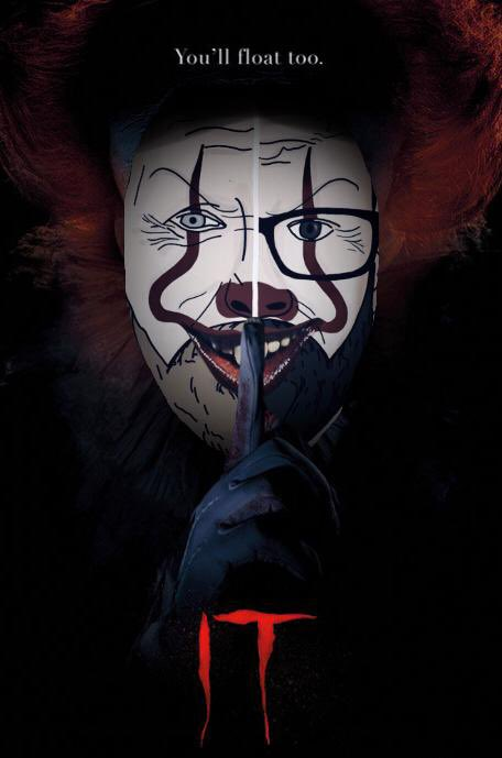 🎈 New Episode 🎈  🎈 Movie News 🎈 Dissecting IT and it's legacy 🎈 We rank the top six iconic horror characters! The Paul and Griff Show Episode 26 is out now!!  https://t.co/ED6aGne8Js  #PodNation #podernfamily #horror #it #pennywise #pennywisetheclown #itmovie #podcast https://t.co/vy1u2CgD29