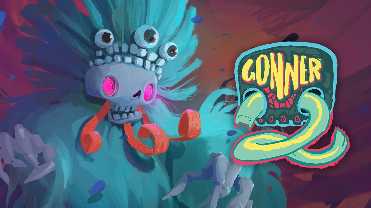 The action platformer GONNER 2 from Raw Fury and Art in Heart has been released for PC, Xbox One and Switch  https://t.co/WpCy0etcDO  #gonner2 #games #videogames #gaming #indiegame #indiegames #pcgames #xboxone #nintendoswitch #platformer #action @RawFury @dittomat @GONNERGAME https://t.co/D8yhu24cmG