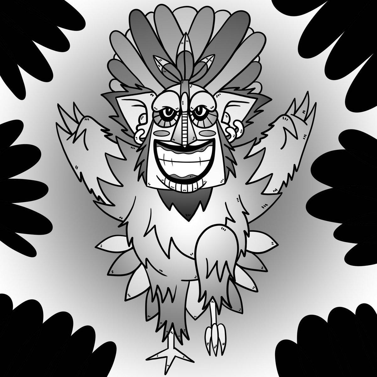 #inktober #inktober2020 #music #música #pokemon #pokedex #digimon #digitalart #characterdesign #character #drawing #drawings #draw #dibujo #dibujos #videogames #videogame #comic #comics #comicart #manga #creature #creatures #monster #monsters #divertido #halloween #halloween2020 https://t.co/Qgy5uGCIyH