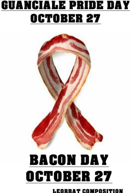 #pride #guancialepride #baconday #bacon #carbonaraday  #carbonara https://t.co/brgvfpSjAL