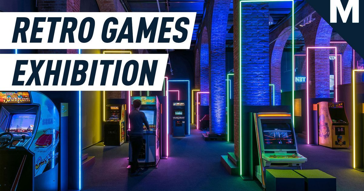 (#VideoGames) It's on in Madrid! 'Game On' is the largest international exhibition exploring the history of video games 👾 🎮  v/ @mashable - https://t.co/wQpnpLmm71 https://t.co/qMup7rYLHm