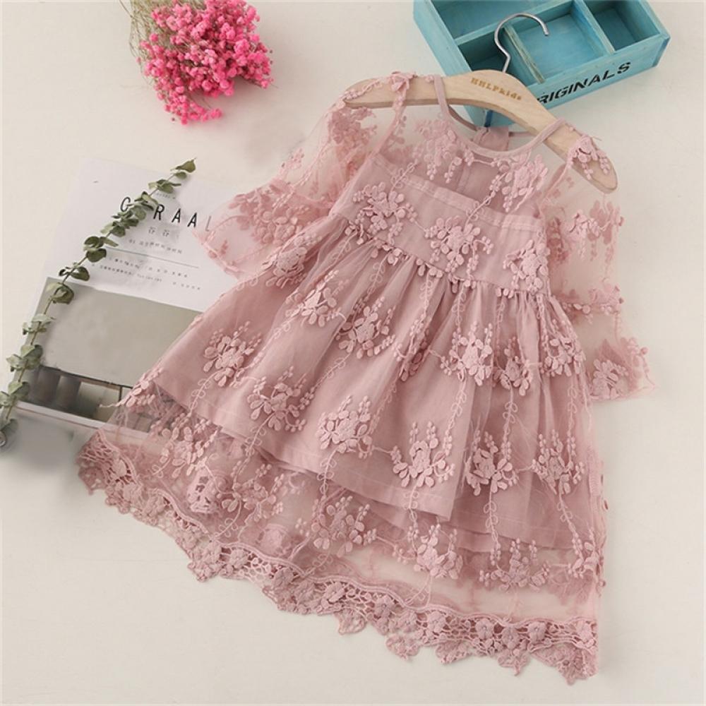 2019 Summer Princess Dress 3 5 8 Years Children Girls Petal Sleeve Ball Gown Kids Dresses for Girls Children's Party Clothing https://t.co/LCeKVnELYs  #fashion|#sport|#tech|#lifestyle https://t.co/W76bdWtpf2