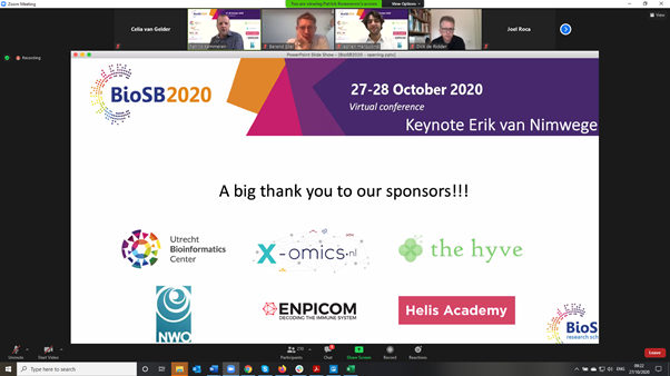 Want to know more about our @AcademyHelis courses? Please find us at the booth on #biosb2020. We are happy to be a gold sponsor! More info here: https://t.co/rSUbO24RVV. Partners for the data analysis and stewardship courses:  @DTL_nl @VIBLifeSciences @TUeindhoven @MaastrichtU https://t.co/lk5Fgt2EWy