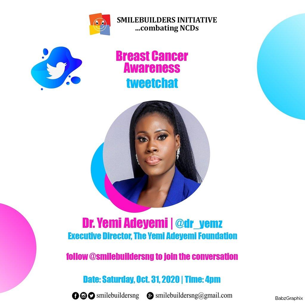 #BreastCancerAwarenessMonth #BeatNCDs https://t.co/acEhGVSZDd