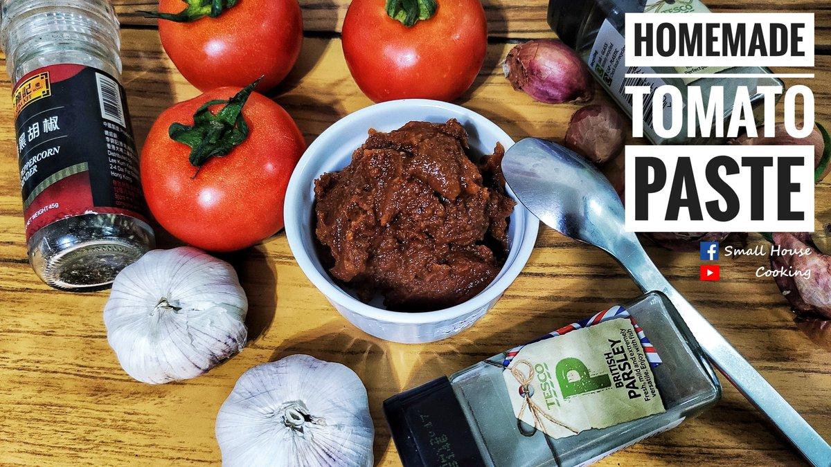 醬汁篇|自制蕃茄膏 - Homemade Tomato Paste  教學 - How to do it on:  https://t.co/am8ycoYEZ2  #Recipe #食譜 #美味 #美食 #YUMMY #deliciousfood #tasty #food #homemadefood #homecooking #cookingathome #foodie #foodpics #hkfoodie #foodblog #foodblogger https://t.co/OK5ZF9ijcc