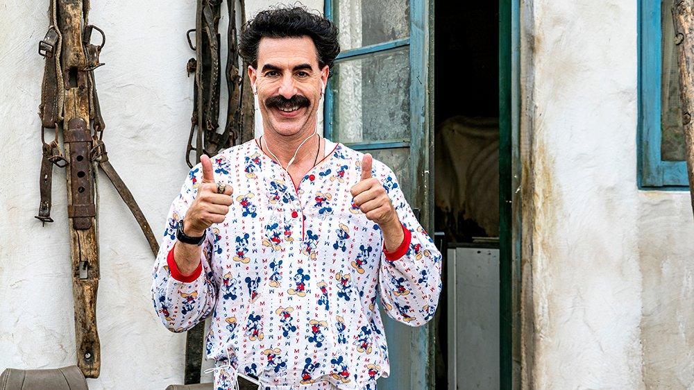 '#Borat 2' Drew 1.6 #Million U.S. #Households in #Opening #Weekend, Data #Researcher #Estimates https://t.co/JvYnJYTcdR https://t.co/gxBtizkxKP