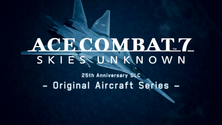 """BANDAINAMCOUS - We're bringing back some classic aircraft & weaponry with the Original Aircraft Series DLC for #ACECOMBAT 7!  This new DLC includes:  – CFA-44 """"Nosferatu"""" – ASF-X """"Shinden II"""" – XFA-27 – & more!   WATCH our trailer and get ready to defend the skies!"""