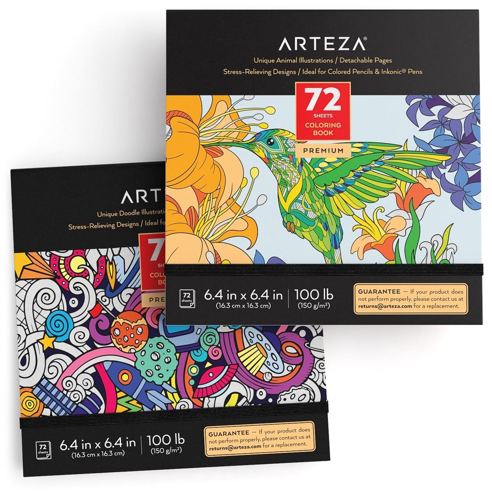 Get a jump start on your #Christmas shopping with this Coloring Book from #arteza [affiliate] https://t.co/gmYbFd6EWZ Receive 10% off with code: UNLEASHED-CRAFTS  #artist #coloringbook #coloringbookforme #holidayshopping #ChristmasIsComing https://t.co/ROWRb3JM6J