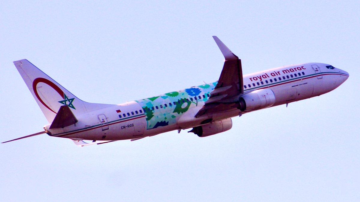 Boeing 737-86N Royal Air Maroc  #takeoff #bcnairport  #airport #spotter #aviones #planes #aircraft  #barcelonaairport #fly  @spottersbcnprat  #aeropuertobarcelona #asociacionspotterbarcelonaelprat #lebl #aviationspotters #spotting @boeing @royalairmarocuk #boeing  #royalairmaroc https://t.co/xYjqdXJ1QZ