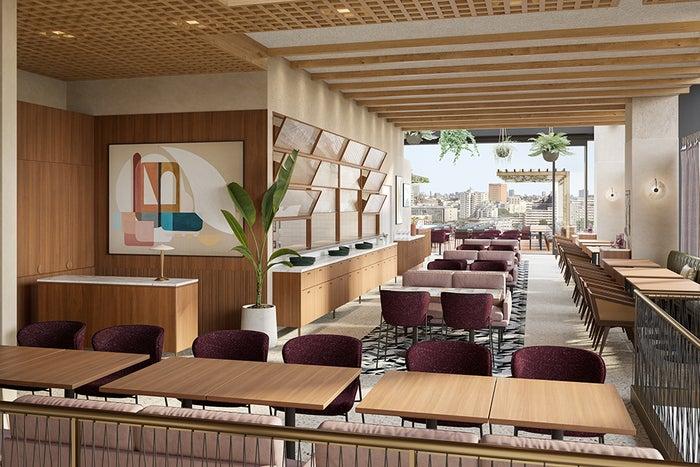 東京最新スポット「丸の内テラス」最上階レストラン「THE UPPER(アッパー)」オープン、空を仰ぐ開放的なルーフトップ席も#グルメ #レストラン▼写真・記事詳細はこちら