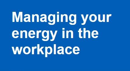 test Twitter Media - Perry Timms, Founder and Chief Energy Officer at People and Transformational HR shares five tips to help with managing your energy at work in this short video https://t.co/crqOpGJtkt https://t.co/96OMSd8TJI