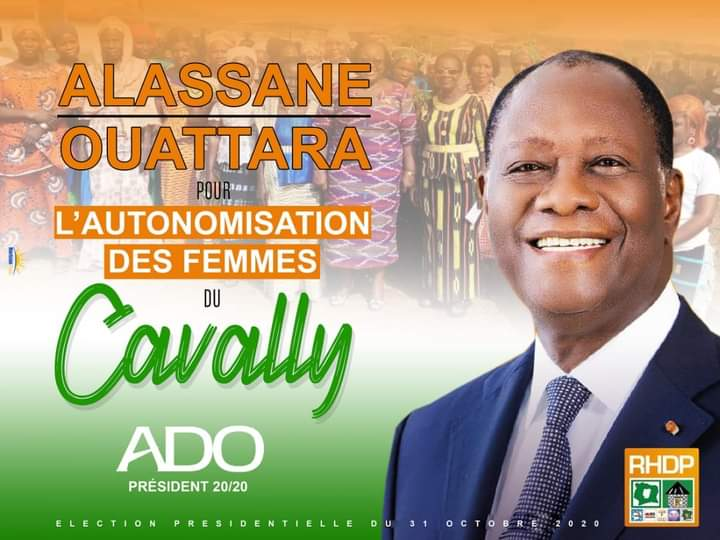 #IlNousFautADO #AdoLemeilleur  #AdoCIV2020 #ADO2020 #Presidentielle2020 #Cavally https://t.co/825570jXmi