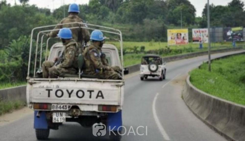 Côte d'Ivoire : L'ONU annonce la suspension temporelle des missions externes non-essentielles jusqu'au 15 novembre dans le pays https://t.co/X77pIve7en https://t.co/YWE2lT4avW