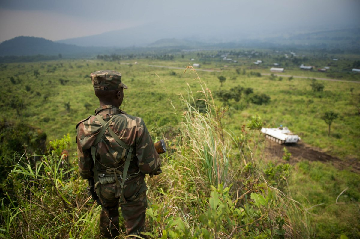 DR Congo #DRC troops force #Burundi rebels from eastern part of the country - https://t.co/Hdy5eAGRQ6 https://t.co/DN1b08WyVn