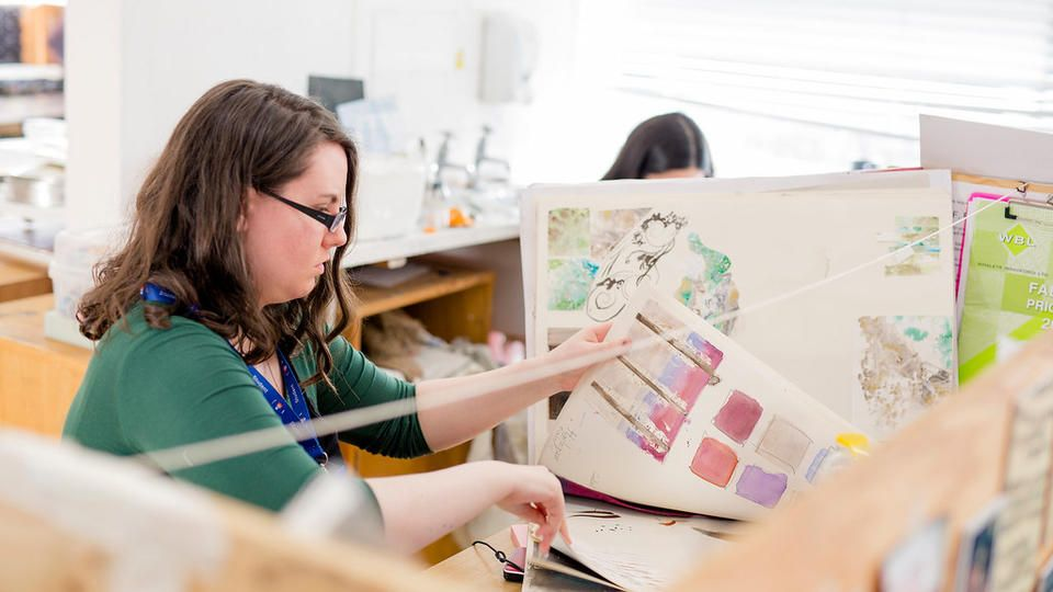 Our Art, Design & Architecture Undergraduate Virtual Open Days are on Thursday 29 and Saturday 31 October.    These days provide the perfect opportunity to find the out which course is right for you. Book your place now - https://t.co/jg3rwKMsmB  #djcad https://t.co/rpjdkeQSNT