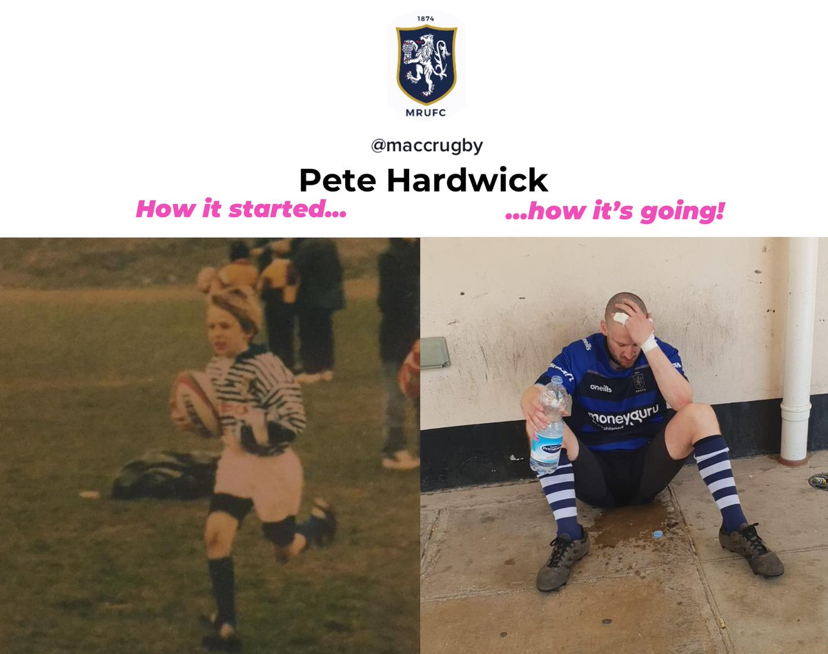 test Twitter Media - Good old Pete Hardwick!! #howitstartedhowitsgoing #maccrugby https://t.co/Ou3CwuyC1r