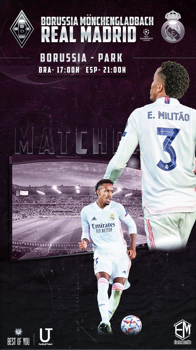 Somos el Real Madrid!! 👊⚽️ #UCL