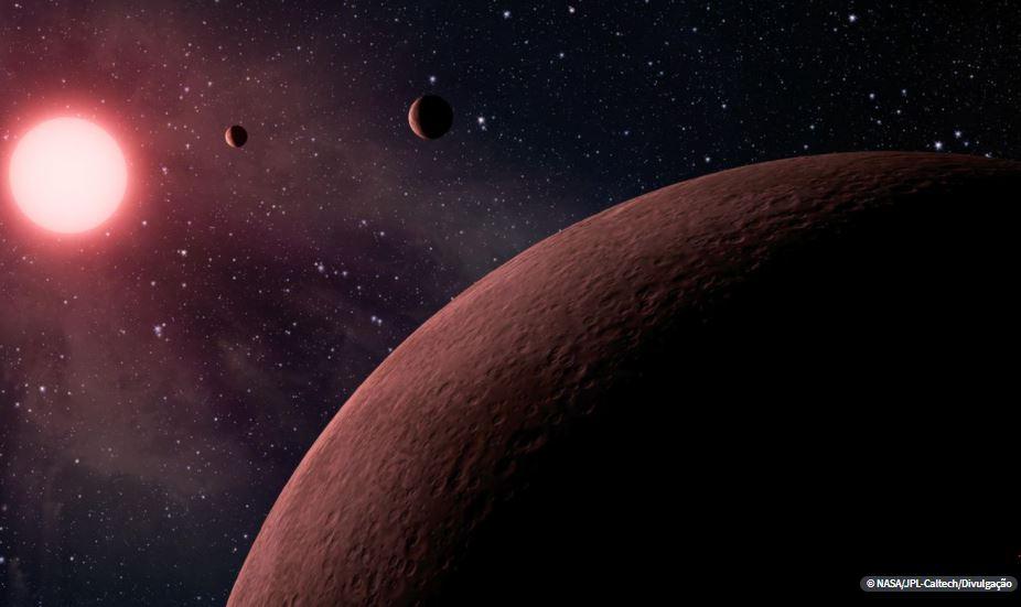 Astronomia: estudante vende empadas para comprar telescópio - Foto: Nasa/JPL - Cattech  https://t.co/V1JQauzUs4 https://t.co/whJ5pf1ZH8