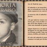 Image for the Tweet beginning: MEMORIA DEL PARAÍSO. Hay historias