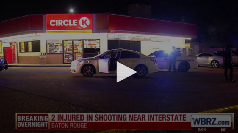 UPDATE: Police investigate Monday night shooting that injured 2 female victims; suspect remains unknown wbrz.com/news/police-tw…