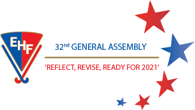 Reflect, Revise, Ready for 2021.   The 32nd EHF General Assembly will take place on 7th November 2021 (via video conference)   Delegates MUST register by TOMORROW 28th October...   Read more: https://t.co/YsrNoYhLlt https://t.co/iM68xMaB2a