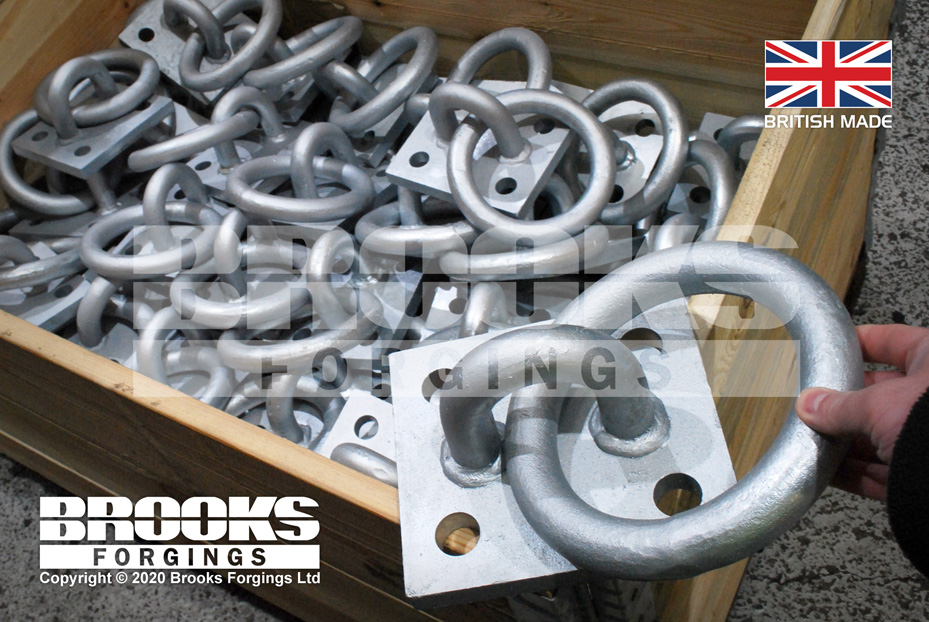 Another shipment of Mooring Rings going out today. We are the UK's leading producer for the Marine Civil Engineering Sector and are often specified on project drawings! https://t.co/FqM3KA3WIX #marine #dock #docks #marina #marinas #mooring #moorings #canal #canals #river #rivers https://t.co/zQa6HqyAJB