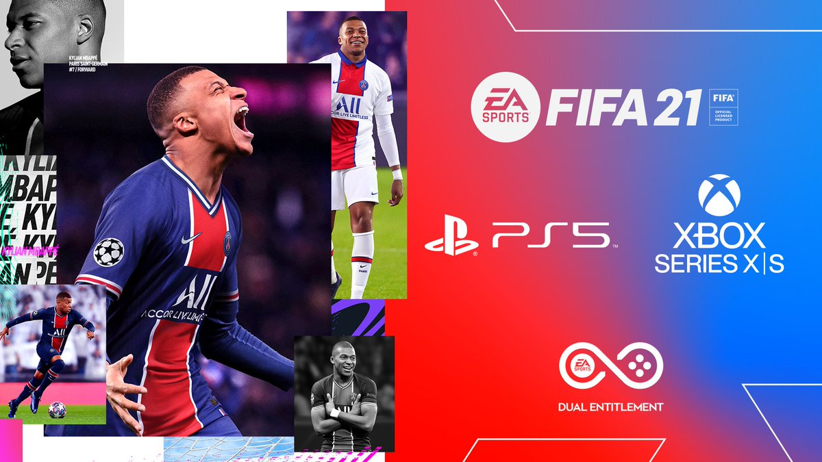 #FIFA21 is coming to PlayStation 5 and Xbox Series X S on December 4th. More info here ➡ https://t.co/TbajtgHml5 https://t.co/gTY0AzyUHY