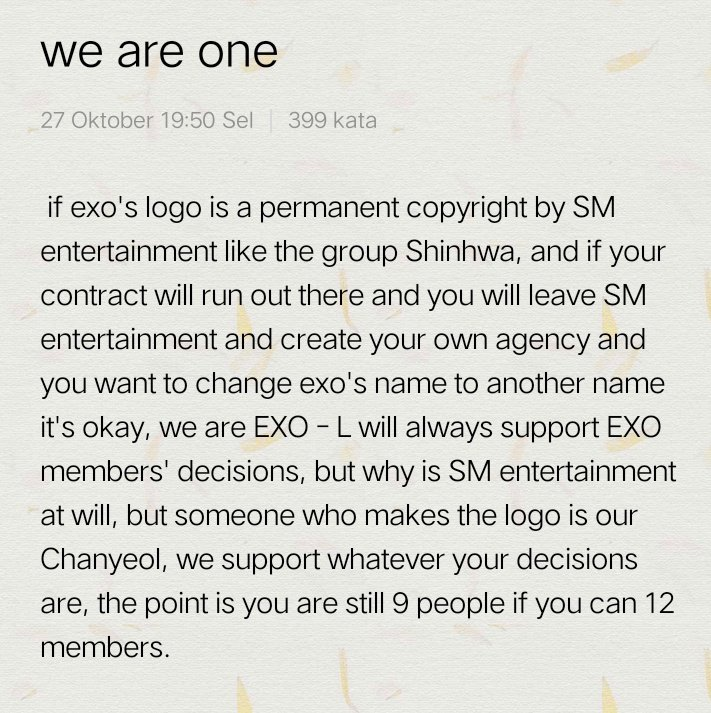@weareoneEXO @exoonearewe @EXO_NEWS_JP @B_hundred_Hyun @layzhang @lay_studio @EXOPublicity There is still a Lay studio there, you can be 12 more members, we can only support you all :)))))) #EXOL #exocomeback2025 #EXOで妄想 #exoot9 #exoot12 https://t.co/SIc8nY6DOt https://t.co/wHj0QnaKT3