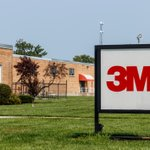 Image for the Tweet beginning: 3M $MMM sees 'sequential improvement'