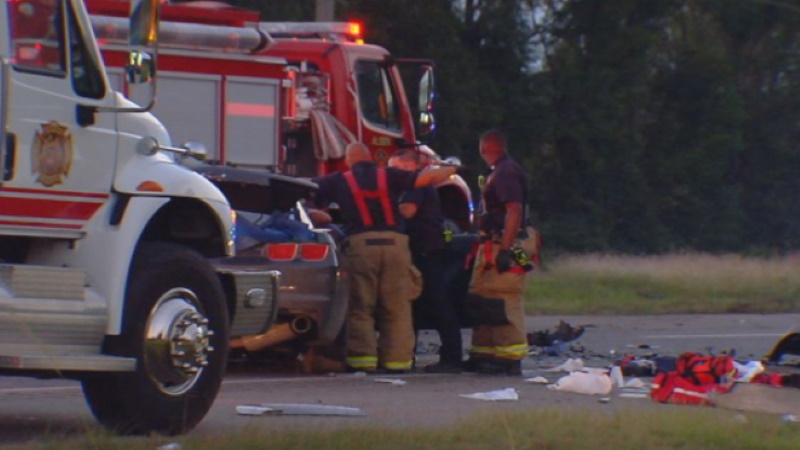 UPDATE: Officials have identified the two individuals killed following Monday nights lengthy police pursuit, one of them only 17 years old. wbrz.com/news/officials…