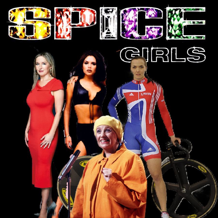 Who is YOUR favourite Victoria Spice? 🤔  Posh Spice? @victoriabeckham  Posh Poker Spice? @VictoriaCoren  Lancashire Spice? #VictoriaWood Cycling Spice? @v_pendleton   VOTE! #FavouritesPoll #SpiceGirls #onlyconnect @OnlyConnectQuiz https://t.co/4hh73voiaq https://t.co/deyQuIJVCG