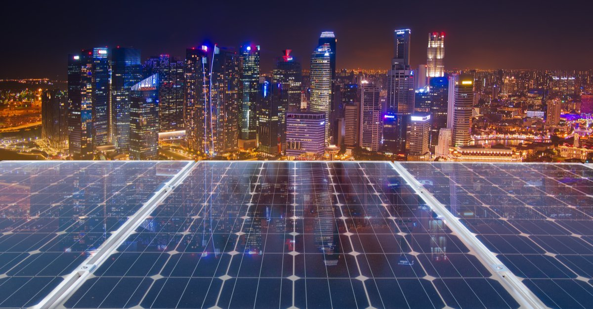 #Singapore state-owned #utility @SPGroup_mx is partnering with #energy and #infrastructure developer @sembcorp on a new platform for trading #renewableenergy credits. https://t.co/J7xGT6XNq6 https://t.co/Y8kbsbfgX8