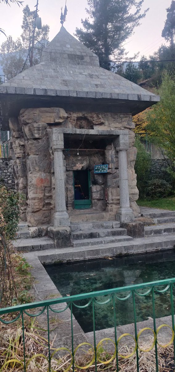 #MamlesharTemple  #ArcheologicalSite #Pahalgam #ShivaTemple https://t.co/I0Oxm67q4y
