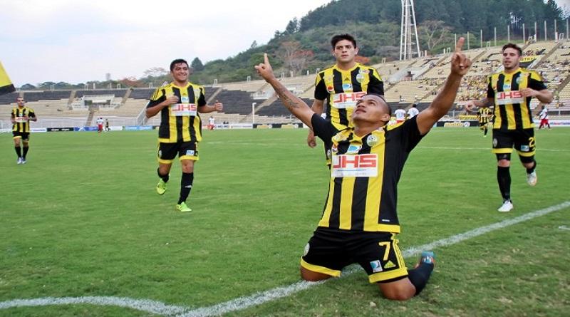 Deportivo Táchira venció 2-1 al Monagas en la Liga Futve  #CienciaEsSoberanía   https://t.co/HrTG3Yanen https://t.co/usIyLsFOcG