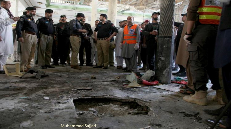 This morning, a bomb at a seminary in Pakistan killed 8 students and wounded 136. wbrz.com/news/bomb-at-s…