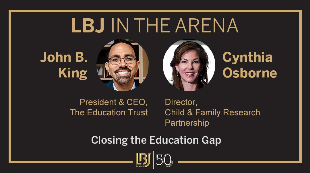 Today at 12pm - 1pm Central Time - it's not too late to register! #edequity #education #LBJInTheArena https://t.co/LLQvWZVi5v