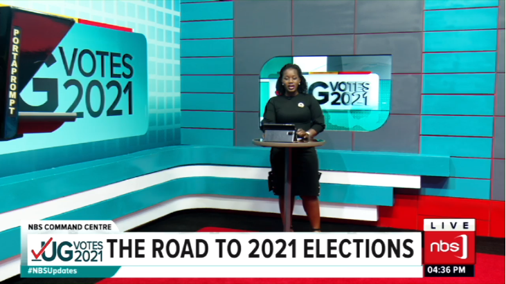RT @nbstv: ON AIR: #UgVotes2021 Updates with @mildredtuhaise   Stream Live: https://t.co/6VldnA8W0y  #NBSUpdates https://t.co/6S5ogQL4Xo