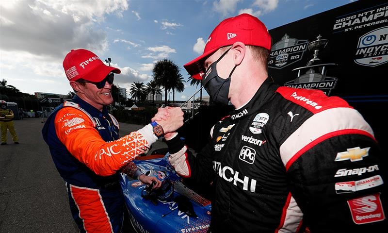 .@josefnewgarden has no regrets in his 2020 season even though his title defense came up just short to Scott Dixon.   Read: https://t.co/1gRtfbsNq7  #INDYCAR https://t.co/CwWFyJVdwt
