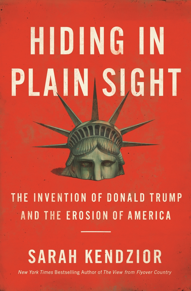 Hiding in Plain Sight by @sarahkendzior is just $2.99 for a limited time! Both prescient and honest...seeing the roots of the arguments that now dominate cable news is both fascinating and a little bit haunting in retrospect. —NPR Download your copy: amzn.to/37KQDi9
