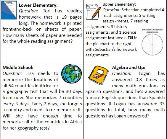 Here are this week's PROBLEM OF THE WEEK!  #problemoftheweek #math #mathisfun #mathforkids #mathtutoring #mathenrichment #matheducation #education #mathnasium #pleasantview #torontomathtutoring #mathproblem #mathforchildren #mathhelp #homeworkhelp #toronto #mathematics https://t.co/Swbpe6Gvkp
