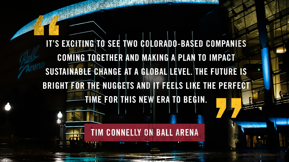 A partnership for the future.  #TeamBall x #MileHighBasketball https://t.co/7hddP4ikko